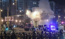 BIELORRÚSSIA - EUA tem papel fundamental nos protestos, diz inteligência russa