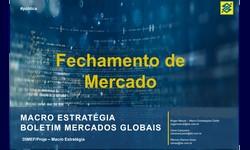 OS MERCADOS - Fechamento em 02.10.2020 - Cautela: ruídos políticos e  preocupações fiscais