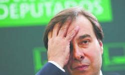 TETO DE GASTOS Rodrigo Maia Maia defende a Regulamentação