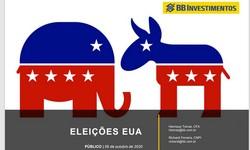 EUA ELEIÇÕES 2020 - Projeções da disputa em 09.10.2020
