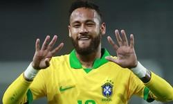 PERU 2 x 4 BRASIL e Neymar marcou 3 vezes