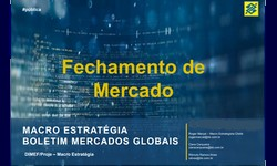 OS MERCADOS FECHAMENTO em 20.10.2020 Expectativa de Pacote Fiscal nos EUA