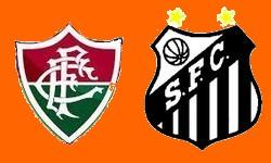 FLUMINENSE 3 x 1 SANTOS - FLU, em 4º lugar no Brasileirão; Santos, em 6º