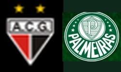 PALMEIRAS 3 x 0 ATLETICO GO VERDÃO em 7º no Brasileirão