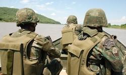 MARINHA faz Exercício Militar em Belém com Caças e Carros Anfíbios
