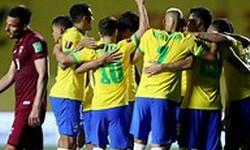BRASIL 1 x 0 VENEZUELA no Morumbi, nesta 6ª feira