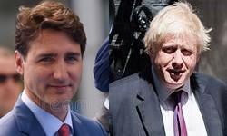 PÓS-BREXIT Reino Unido e Canadá assinam acordo comercial transitório