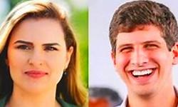 ELEIÇÕES 2020 RECIFE - Joao Campos (PSB) vence Marília Arraes (PT)