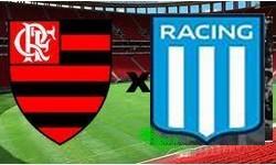 FLAMENGO 3 x 5 RACING - Urubu se despede da Libertadores