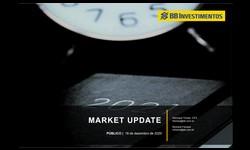MARKET UPDATE da Semana de 12 a 18.12.2020: PIB, Contas Externas, Juros, Inflação  e  FED