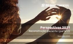 PERSPECTIVAS PARA 2021 - Para o Brasil e para a Bolsa B3/Ibovespa
