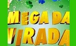 MEGA-SENA DA VIRADA Duas Apostas acertaram as 6 dezenas