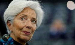 BCE Christine Lagarde prevê Recuperação da Economia Europeia