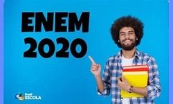 ENEM 2020 acontece neste Domingo