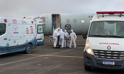 BRASILIA recebeu 15 pacientes com Covid-19 vindos de Manaus