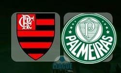 FLAMENTO 2x0 PALMEIRAS Rubro-negro chega à 3ª posição no Brasileirão