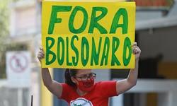 CARREATAS PELO BRASIL Manifestantes exigem Impeachment de B-17