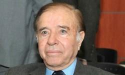 CARLOS MENEN Faleceu aos 90 anos o ex-presidente da Argentina