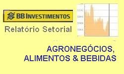 AGRONEGÓCIOS, ALIMENTOS e BEBIDAS - Relatório Setorial - Fevereiro/2021