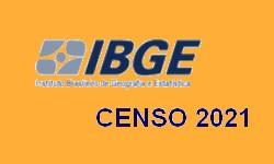 CENSO 2021 - IBGE anuncia concurso para Recenseador e Agente