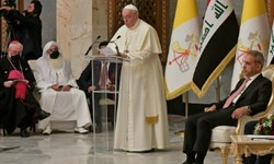PAPA inicia visita de 4 dias ao Iraque como