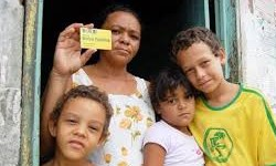BOLSA FAMÍLIA começa a ser pago nesta 5ª feira a 14 Milhões de Famílias