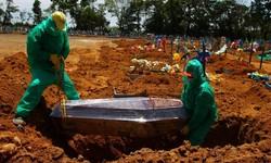 Brasil poderá ter 600 mil Mortos até Junho, segundo a Universidade de Washington