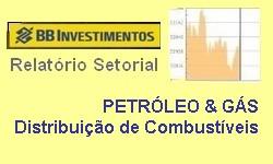 PETRÓLEO & GÁS - Distribuição de Combustíveis - Relatório Setorial - Abril/2021
