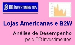 LOJAS AMERICANAS e B2W Digital  - Fash de Mercado: Combinação de Negócios