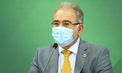 QUEIROGA - Ministro presta depoimento em CPI no Senado