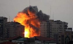 GAZA - Israel destrói Prédio que Abrigava a Imprensa