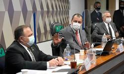 CPI DA PANDEMIA - Senadores divergem sobre depoimento de Pazuello