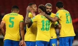 BRASIL 2x0 EQUADOR na 7a Eliminatória da Copa do Mundo, em Porto Alegre