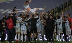 COPA AMÉRICA - Argentina consegue seu