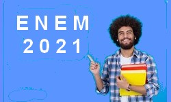 ENEM 2021 tem 4 Milhões de inscritos