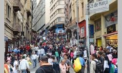 COMÉRCIO - Vendas crescem 10,1% no 1º Semestre