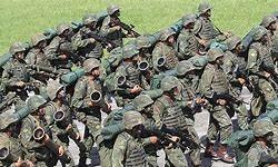 FUZILEIROS NAVAIS realizam treinamento em Formosa GO com Exército e Aeronautica