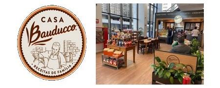 CASA BAUDUCCO - Rede celebra marco de 100 lojas inauguradas