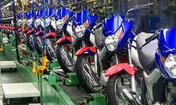 MOTOCICLETAS - Produção cresce 30% em agosto