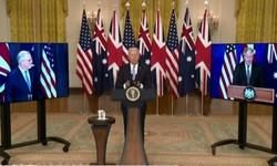 PACTO DE AUKUS - Reino Unido, EUA e Austrália enfrentam Reação da FRANÇA