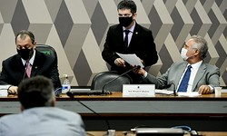 CPI DA PANDEMIA - Relatório será entregue 6ª feira com Pedido de Indiciamento de B-17
