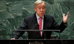 ONU Secretário Geral pede Cooperação: