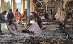 AFEGANISTÃO - Homem-Bomba explode e mata 46 pessoas em Mesquita Xiita