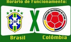 COLÔMBIA 0 x 0 BRASIL - Equipe de Tite não tem mais 100% de Aproveitamento