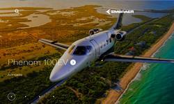 EMBRAER Ações sobem com Notícia de Venda de 100 Phenon 300 para NetJats, de Warren Buffett
