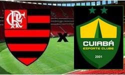 FLAMENGO 0x0 CUIABÁ - Mengão Vice-Lider do Brasileirão, a 10 pt do Atletico-MG