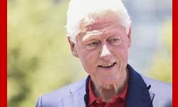 BILL CLINTON têm Alta do Hospital após tratamento de infecção